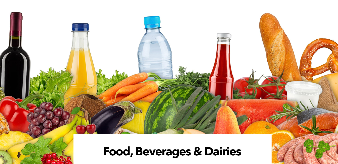 Food Chemicals in Delhi, India | Food, Beverages & Dairies Chemical Suppliers